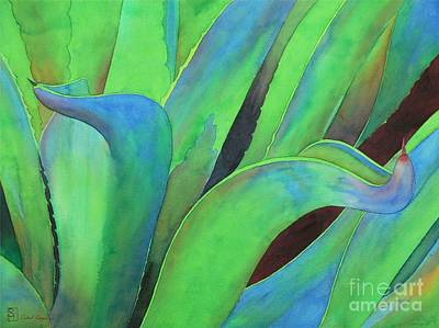Painting - Blue Agave by Robert Hooper