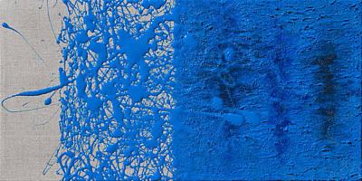 Blue And Linen Original