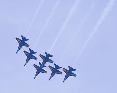 The Beatles - Blue Angles 1 by Steven Natanson