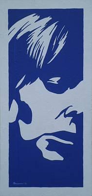 '' Blue '' Original by Arthur Benjamins