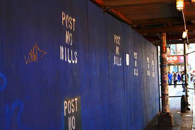 Wall Art - Photograph - Blue by Cate Rubin