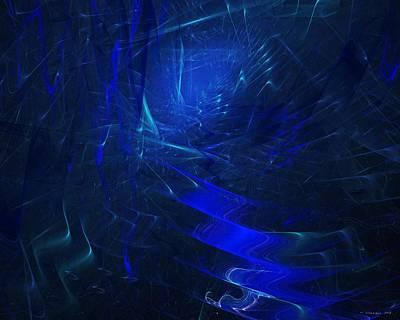 Blue Corridor Original