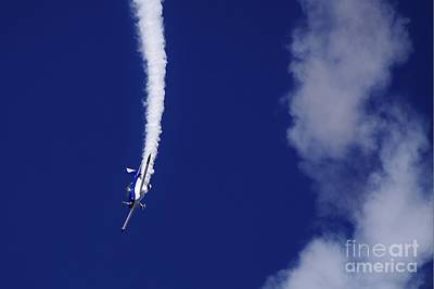Photograph - Blue Daredevil by Don Youngclaus