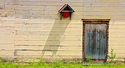 Photograph - Blue Door by Marcia Lee Jones