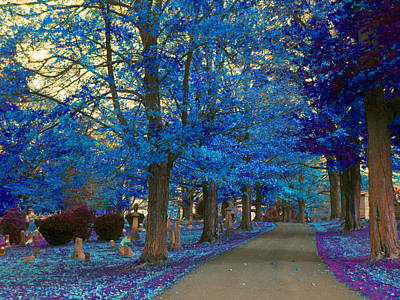 Blue Fall Drive Original