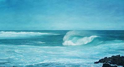 Kim Photograph - Blue Hawaii by Kim Hojnacki