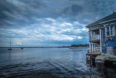 Photograph - Blue Horizon by Glenn Feron