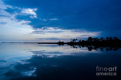Photograph - Blue Horizon by Kathi Shotwell