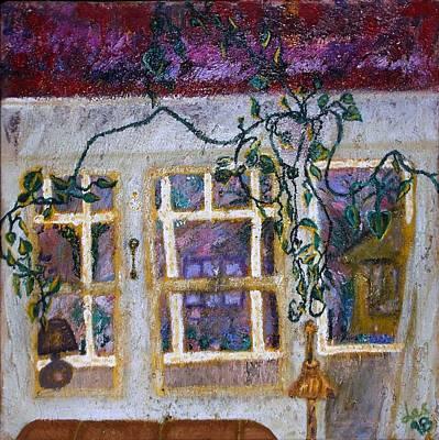 Blue Ivy Venice Beach Art Print
