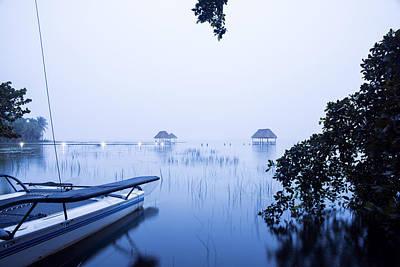 Fine Dining - Blue lagoon by Yuri San