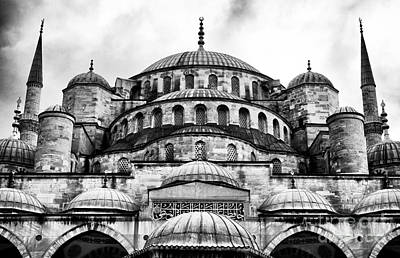 Sultanhmet Photograph - Blue Mosque by John Rizzuto