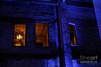 Photograph - Blue Night by Kate Purdy