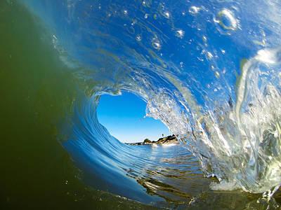 David Alexander Photograph - Blue Perfection by David Alexander