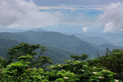 Photograph - Blue Ridge Afternoon by Dave Hall