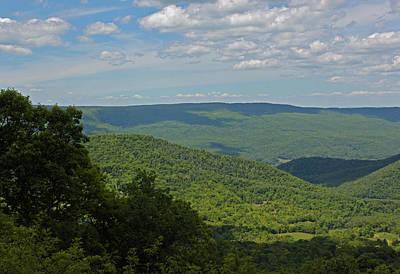 Blue Ridge Mountain Scenic - Craig County Va II Original