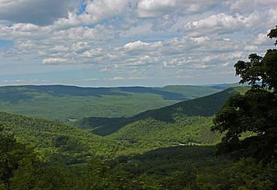 Blue Ridge Mountain Scenic - Craig County Va Iv Original