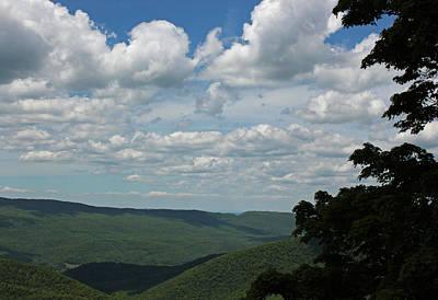 Blue Ridge Mountain Scenic - Craig County Va Original