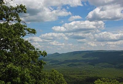 Blue Ridge Mountain Scenic - Craig County Va V Original