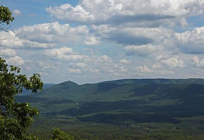 Blue Ridge Mountain Scenic - Craig County Vii Original