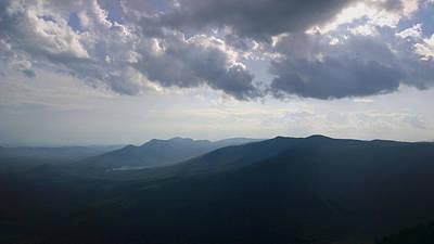 Photograph - Blue Ridge Mountains Caesars Head Greenville South Carolina by Kelly Hazel