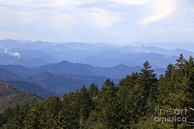 Photograph - Blue Ridge Mountains by Jill Lang