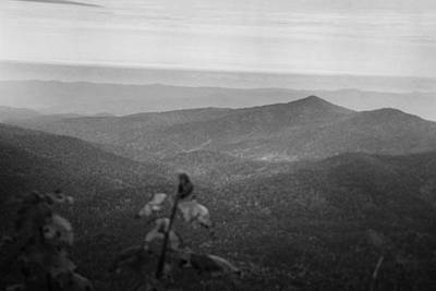 Photograph - Blue Ridge Mountains by Kelly Hazel