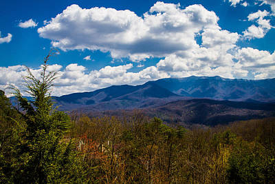 Photograph - Blue Ridge Mountains by Robert L Jackson