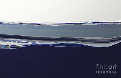 Digital Art - Blue Seas by Shesh Tantry