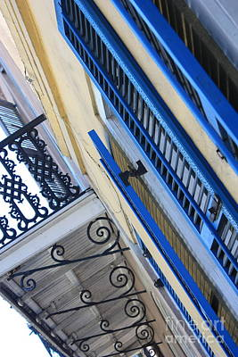 Photograph - Blue Shutters In New Orleans by Carol Groenen