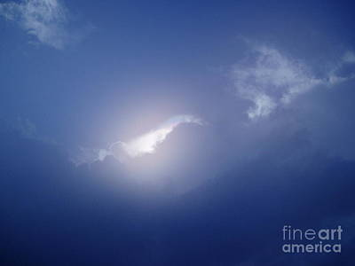 Photograph - Blue Skies Smiling At Me  by Jennifer E Doll