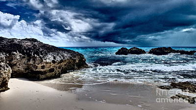Photograph - Blue Storm by Tracey McQuain