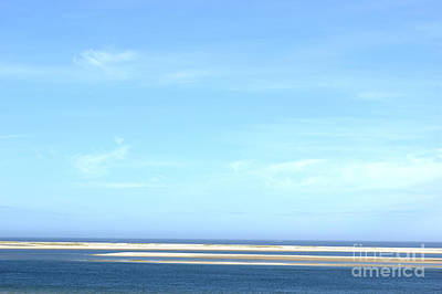 Photograph - Blue Tranquility by David Birchall
