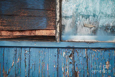 Photograph - Blue Turns To Grey by Dean Harte