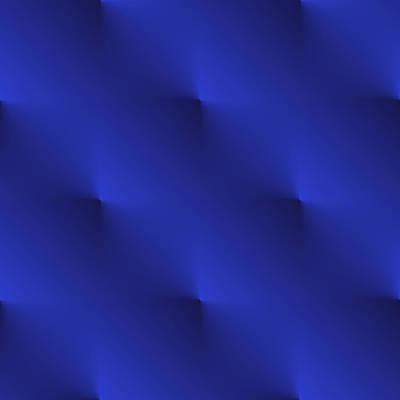 Digital Art - Blue Velvet by Valentino Visentini