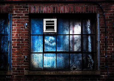 Photograph - Blue Windows by Bob Orsillo