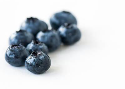 Blueberries 2 Art Print