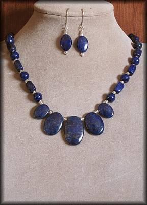 Estate Jewelry Jewelry - Blueclouds by Jan Brieger-Scranton