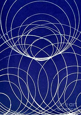 Concentration Digital Art - Blueprint For Harmony by Rrrose Pix