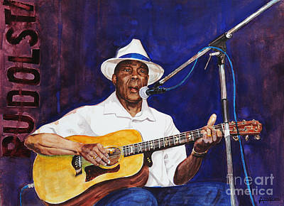 Blues Original by Alan Wolfram