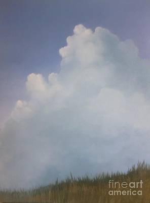 Painting - Blues Creek by Cynthia Vaught