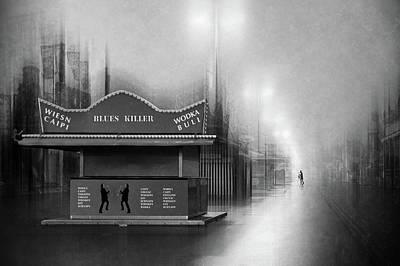 Sax Photograph - Blues Killer by Roswitha Schleicher-schwarz