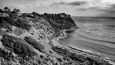 Photograph - Bluff Cove by Michael Hope