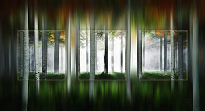 Blurring The Lines Original by John Robichaud