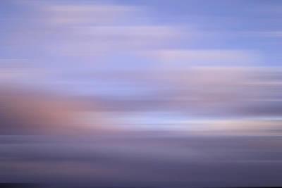 Photograph - Bluured Sky 5 by John  Bartosik