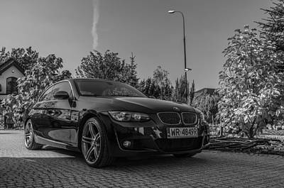 Photograph - Bmw E93 3 Series Cabrio 335i by Tgchan