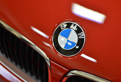 Photograph - BMW by Ronda Broatch