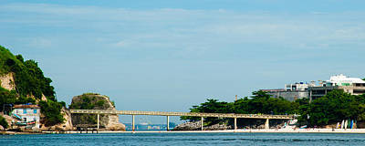 Photograph - Boa Viagem Island by Celso Diniz