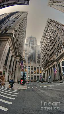 Photograph - Board Of Trade And Fed Reserve by David Bearden