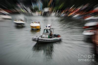 Photograph - Boarder Patrol Zoom by Grace Grogan