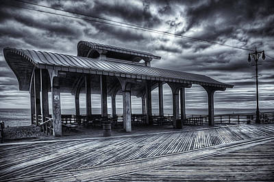 Boardwalk Brooklyn07 Original by Svetlana Sewell